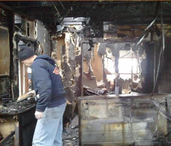 Commercial Apartment Fire Causes Major Damage